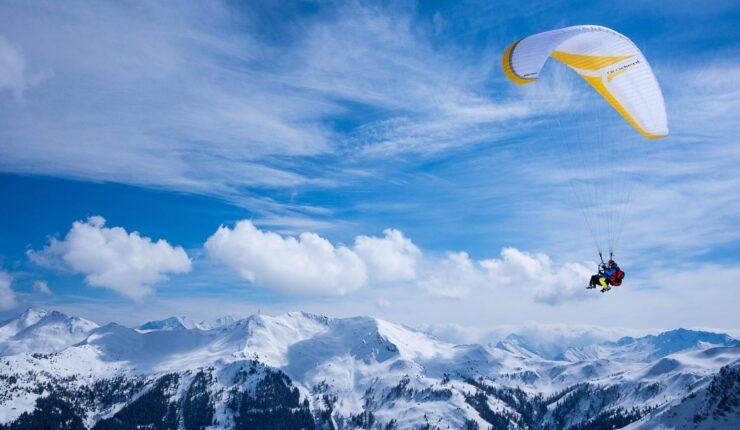 چهار اصل که در مورد پاراگلایدر باید بدانید